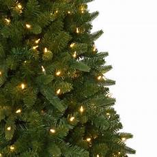 Home Depot Trees With Lights Home Accents Holiday 7 5 Ft Pre Lit Led Sierra Nevada Pe