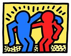 keith haring best buddies best buddy by ivofajardo on deviantart