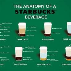 Starbucks Coffee Chart Best 25 Coffee Chart Ideas On Pinterest Coffee Types