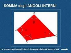 somma angoli interni quadrilatero ppt quadrilateri powerpoint presentation id 5728488