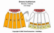 Emens Auditorium Muncie In Seating Chart Tribute To Miles Davis Emens Auditorium Tickets Tribute