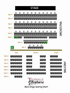 Sf Playhouse Seating Chart Titusville Playhouse Inc 187 Seating Chart