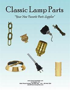 Lighting Lamp Parts Lighting Catalog By Classic Lamp Parts Issuu
