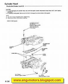 Honda Civic 1995 97 Service Manual Service Amp Spare Parts