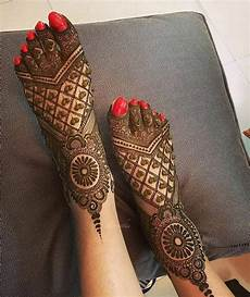 Feet Designs Check Out These 40 Bridal Mehendi Designs For Feet