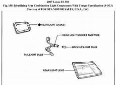 2007 Lexus Es 350 Light Bulb Replacement 2007 Lexus Es 350 Light Bulb Replacement I Need To