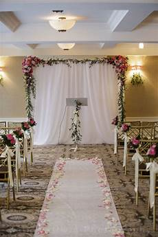 30 simple wedding backdrop ideas for your wedding ceremony