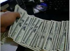 Counting money   YouTube