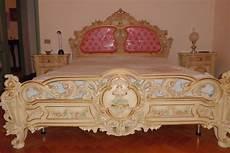 da letto veneziana stile veneziano letto comodini cassettone specchio