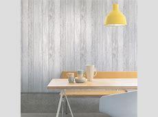 Ideco Home Grey Wood panel Wallpaper   Departments   DIY at B&Q