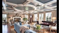 Design Pictures 15 Living Rooms With Coffered Ceiling Designs Youtube