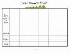 Pea Plant Growth Chart Seed Growth Chart Chickie Amp Roo Homeschool