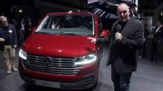 2020 Volkswagen Transporter by 2020 Volkswagen Transporter T6 T6 1 World Premiere