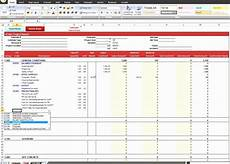 Microsoft Excel Accounting Templates 6 Free Excel Accounting Templates Excel Templates
