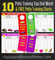 Potty Chart Ideas 10 Potty Training Tips That Work With Free Printable Potty