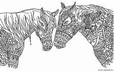die besten ausmalbilder pferde kostenlose malvorlagen