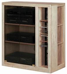32 quot w stereo tower storage cabinet entertainment