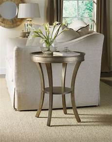 table accents furniture living room sanctuary mirrored