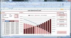 Amortization Schedule Chart Download Amortization Chart 1 0