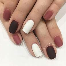 Fall Color Nail Designs 23 Must Have Matte Nail Designs For Fall Stayglam