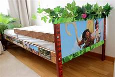 a moana bed for our moana