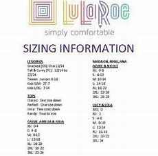 Lularoe Sm Size Chart Lularoe Size Chart Https Www Facebook Com Groups