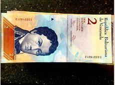 Buy Venezuelan Dollars (Bolivares) BEFORE Your Trip to