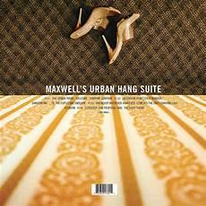 Suite Cover Maxwell Maxwell S Urban Hang Suite Vinyl Lp Album