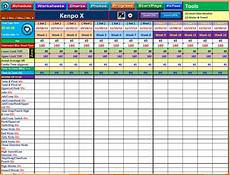Training Tracker Excel Template Training Spreadsheet Template Training Spreadsheet