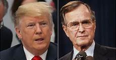 A Thousand Points Of Light Donald Trump Once Mocked The Same George H W Bush Quote