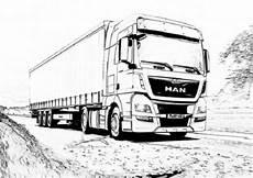 truck ausmalbilder desenhos de carros desenho de