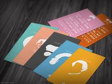 Colorful Business Cards 30 Colorful Business Card Design Examples For Your Inspiration
