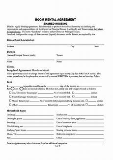 Room Rental Agreement Month To Month Free Santa Cruz County California Room Rental Agreement