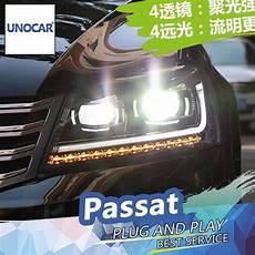 2012 Vw Passat Light Assembly Unocar Styling For New Vw Passat B7 Headlights 2012 2015
