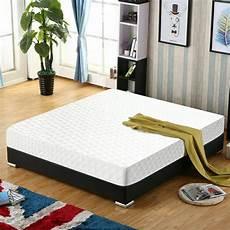 new size 10 quot memory foam mattress pad bed topper 2