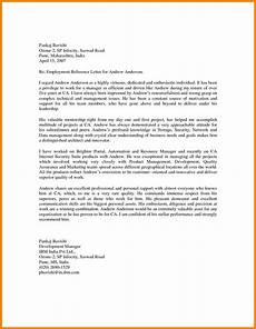 Sample Letter Of Recommendation For Employment 8 Professional Recommendation Letter From Employer