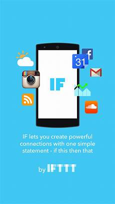 app android if by ifttt android evernote app center