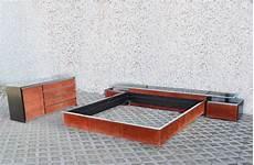 da letto anni 70 sormani da letto design anni 70 in legno laccato