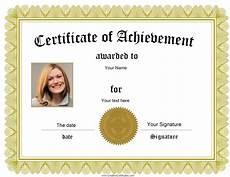 Template Of Award Certificate Free Formal Award Certificate Templates Customize Online