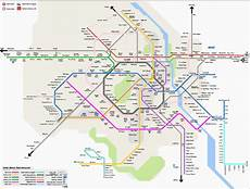 Delhi Metro Price Chart List Of Delhi Metro Lines Wikipedia