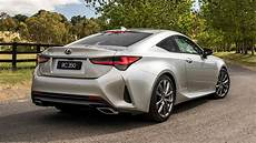 2019 lexus coupe lexus rc coupe 2019 pricing and spec confirmed car news