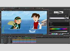 8 Most popular free and paid 2D animation software   The