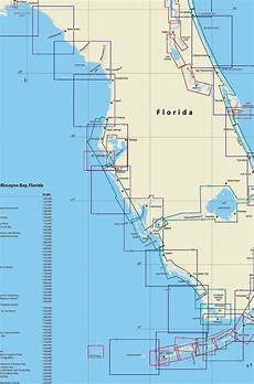 Noaa Coastal Charts Themapstore Noaa Charts Florida West Coast Of Florida