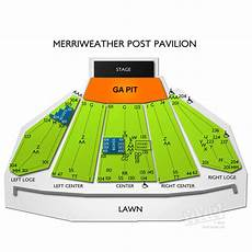Merriweather Post Seating Chart 2018 Merriweather Post Pavilion Seating Brokeasshome Com