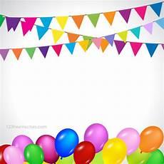 happy birthday party background public domain vectors