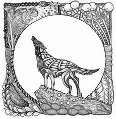 get this wolf coloring pages for adults free printable 09418