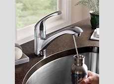 Streaming Filter 1 Handle Kitchen Faucet   American Standard
