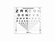 Contrast Sensitivity Chart Pdf Low Contrast And Mixed Contrast Eye Charts From Precision