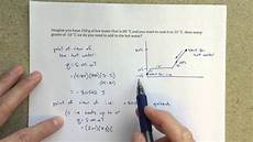 General Chemistry Ii Heating Curves Solving For A Mass
