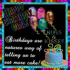 Happy Birthday Image For Her Colorful Happy Birthday Girl Free Birthday For Her Ecards